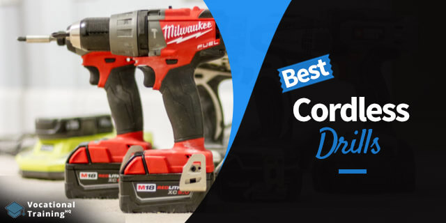 The Best Cordless Drills for 2021