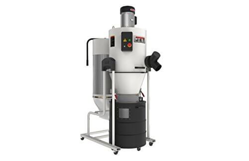 Jet JCDC-2 2 hp Cyclone Dust Collection Machine