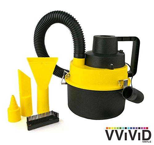 VViViD REV Small Shop Vacuum