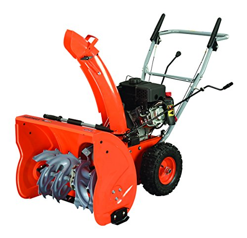 YARDMAX YB6270 24″ 2-Stage Snow Thrower
