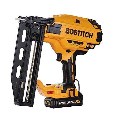 BOSTITCH 20V Cordless Brad Nail Gun