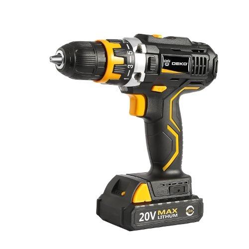 DEKO ZS50 1/2-inch Drill Driver (cordless version)
