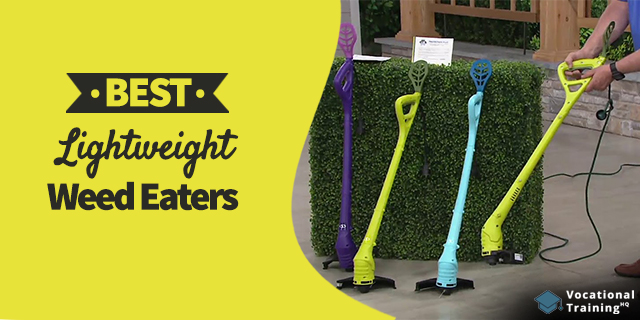 The Best Lightweight Weed Eaters for 2021