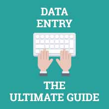 data entry ultimate guide