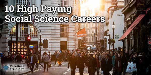 High Paying Social Science Careers