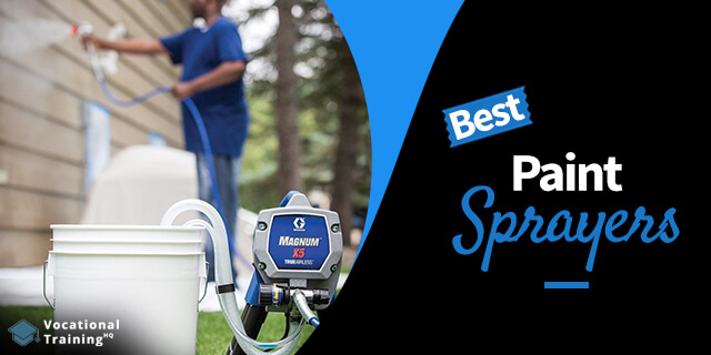The Best Paint Sprayers for 2021