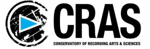 CRAS - Conservatory of Recording Arts and Sciences logo