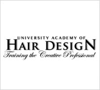 University Academy-Hair Design logo