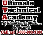 Ultimate Technical Academy logo