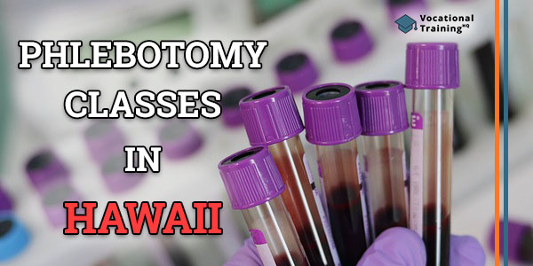 Phlebotomy Classes in Hawaii