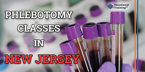 Phlebotomy Classes in New Jersey
