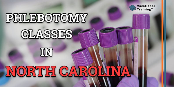 Phlebotomy Classes in North Carolina