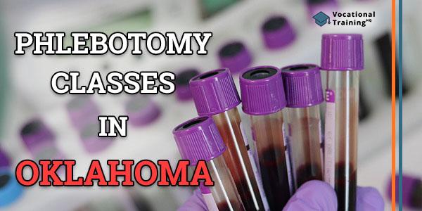 Phlebotomy Classes in Oklahoma