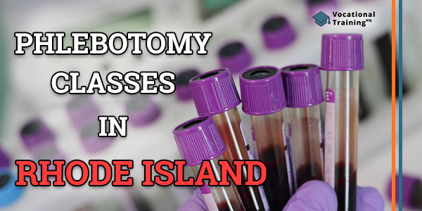Phlebotomy Classes in Rhode Island