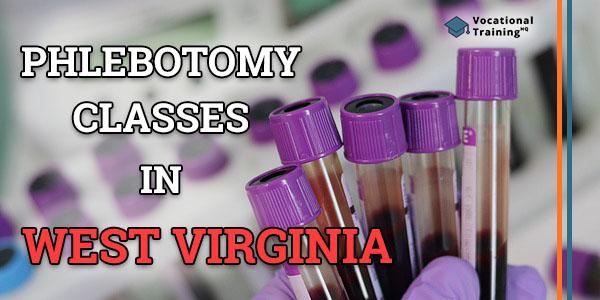 Phlebotomy Classes in West Virginia