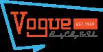 Vogue Beauty College & Salon logo