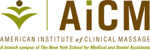 American Institute of Clinical Massage logo