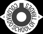 Colorado School of Trades logo