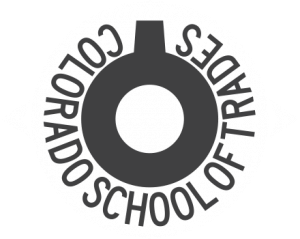 Colorado School of Trades logo