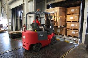 Free Forklift Training in Chesapeake, VA