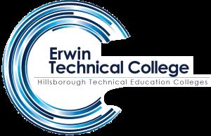 Erwin Technical College logo