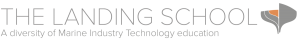 The Landing School of Boat Building and Design logo