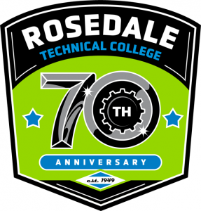 Rosedale Technical College logo