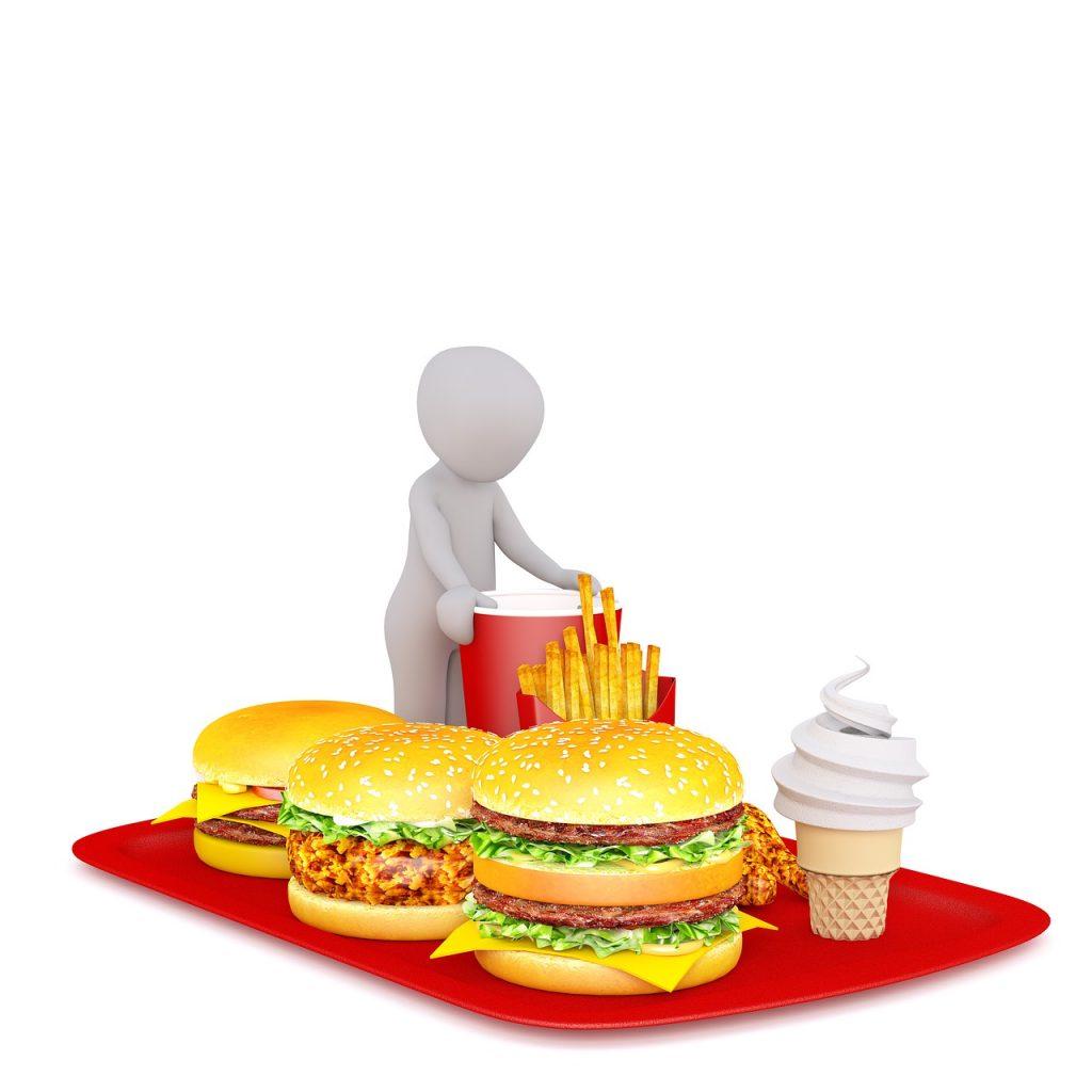 McDonald's Crew Member work environment