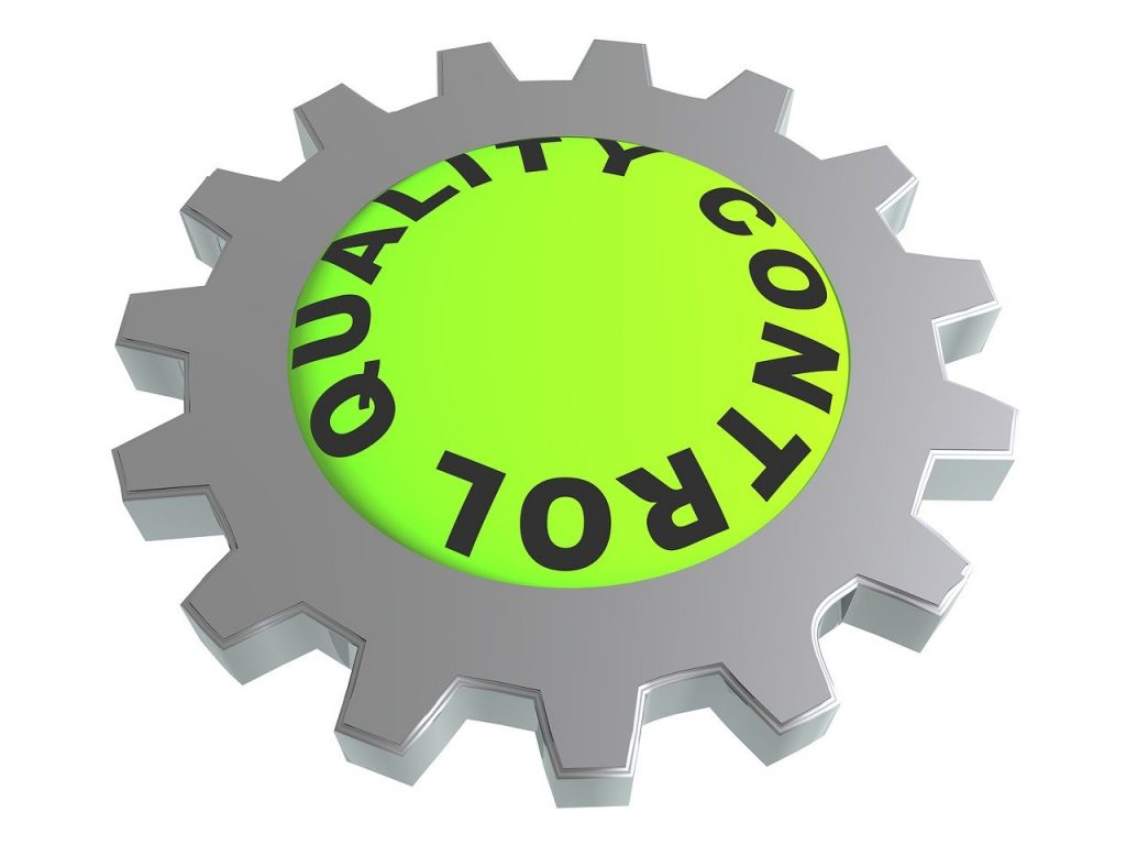 Quality Assurance job