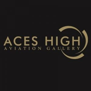 Aces High Aviation logo