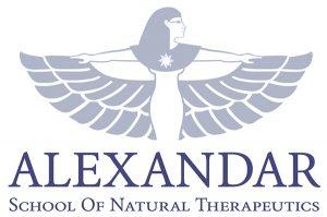 Alexandar School of Natural Therapeutics logo