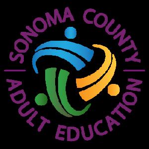 Sonoma County Adult Education logo