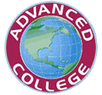 Advanced College logo