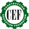 Construction Education Foundation logo