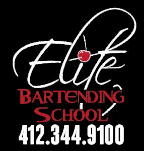 Elite Bartending School logo