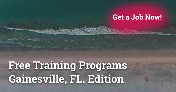 Free Training Programs in Gainesville, FL