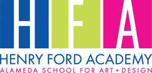 Henry Ford Academy Alameda School for Art Design logo