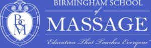 Birmingham School of Massage logo