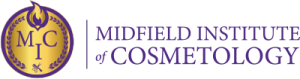 Midfield Institute of Cosmetology logo