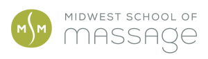 Midwest School of Massage logo