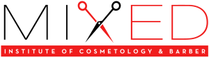 Mixed Institute of Cosmetology & Barber logo