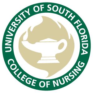 University of South Florida College of Nursing logo