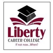 Liberty Career College logo
