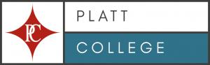 Platt College logo