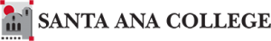 Santa Ana College logo