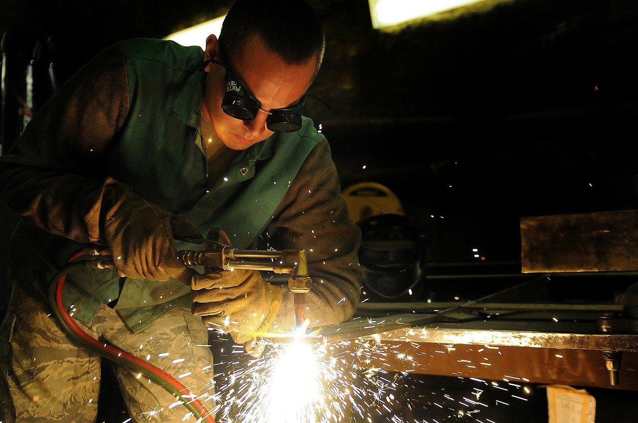 TIG welding technique
