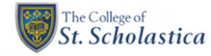 The College of St. Scholastica logo