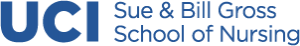UCI Sue & Bill Gross School of Nursing logo