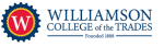 Williamson College of the Trades logo