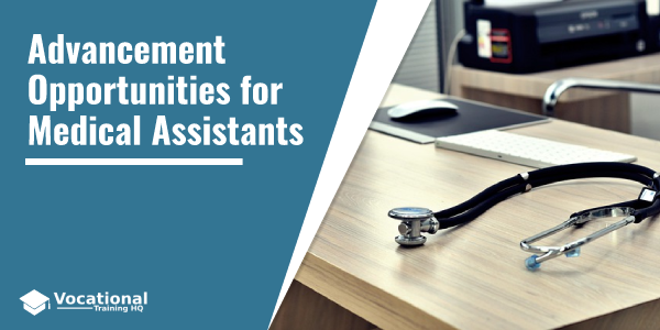 Advancement Opportunities for Medical Assistants